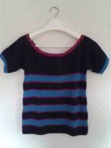 Spätsommer-Pullover
